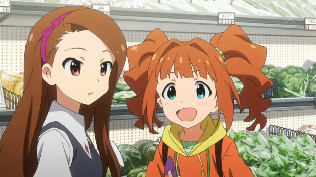 Given their contrasting life experiences and friendship, Yayoi and Iori are in charge of overall decor design.