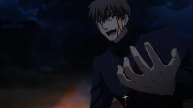 [Commie] Fate ⁄ Zero - 25 Kirie Kotomine