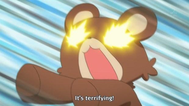 Acchi Kocchi Bear