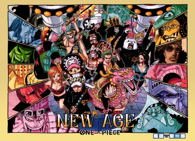 One Piece Awesome cover