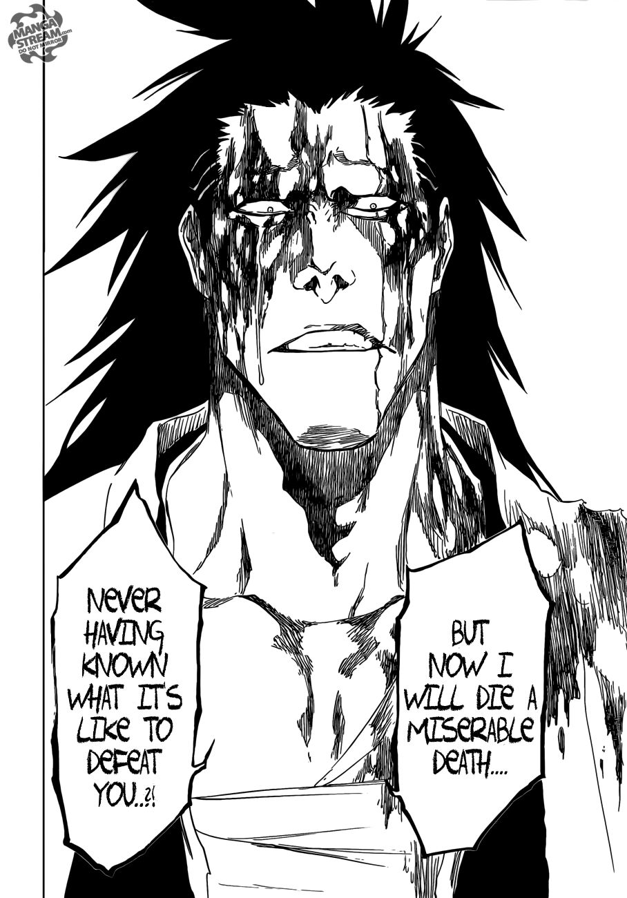 Bleach Kenpachi