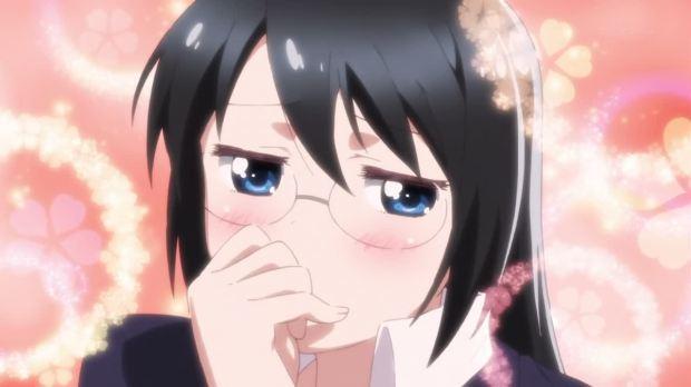 Manga Girl Yuri 2