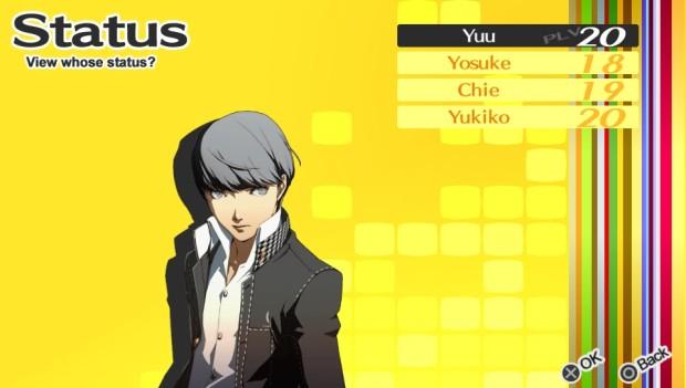 Persona 4 Yuu