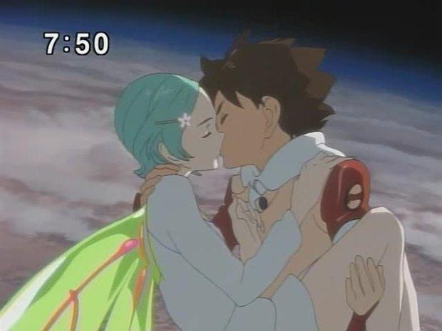 Eureka 7 Kiss