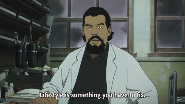 Tokyo Godfathers lifestyle
