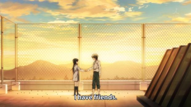 Boku wa Tomodachi ga Sakunai Friends
