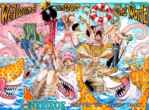 Nami looks nice. I mean, this is a nice cover.