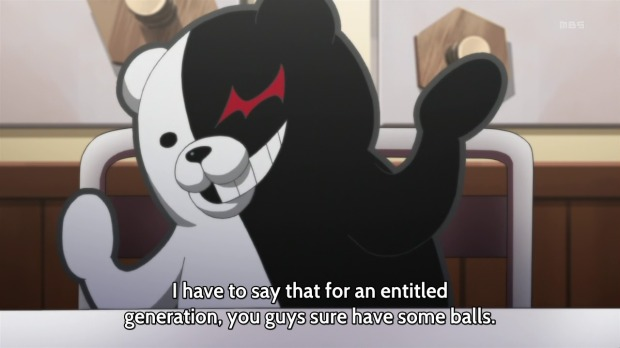 Danganronpa the Animation Balls