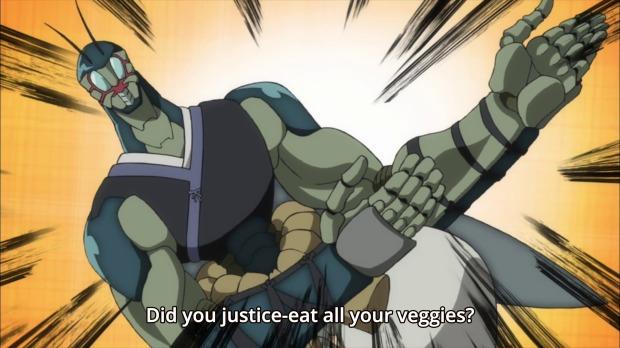 Mushibugyo Justice