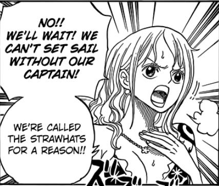 One Piece Straw hats