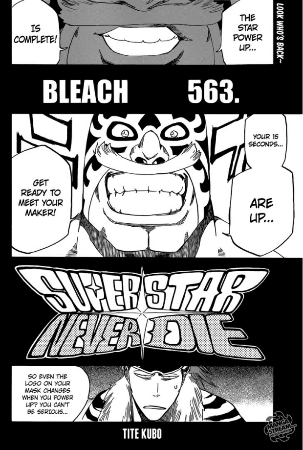 bleach logo change