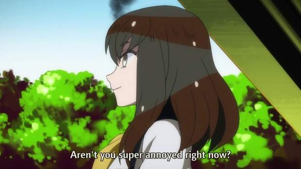 Gatchaman Crowds 1061