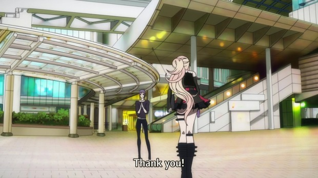 Gatchaman Crowds 1130
