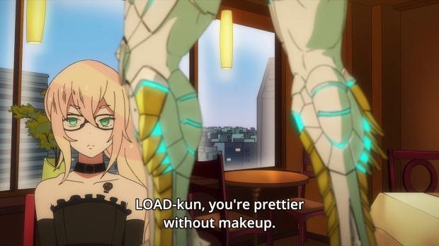 Gatchaman Crowds 97