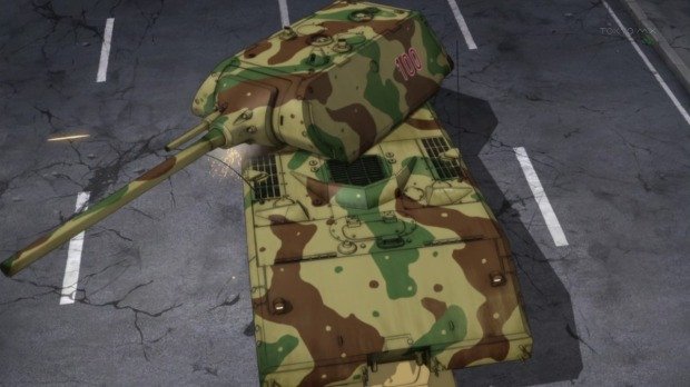 Girls und Panzer 20