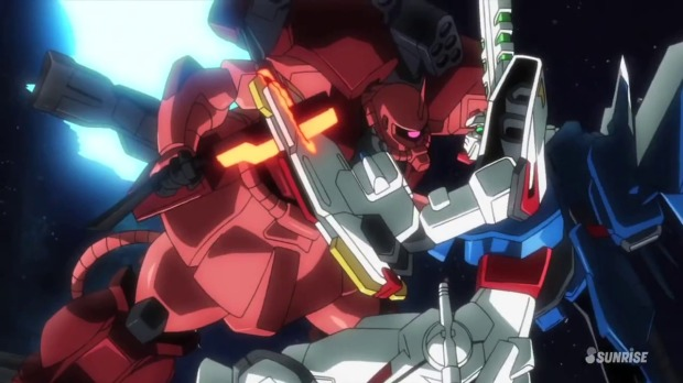 Gundam Build Fighters 735