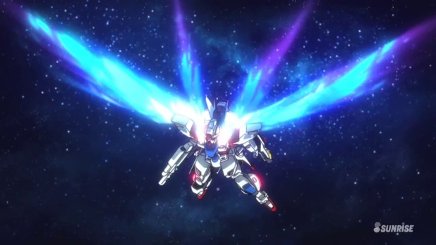 Gundam Build Fighters 854