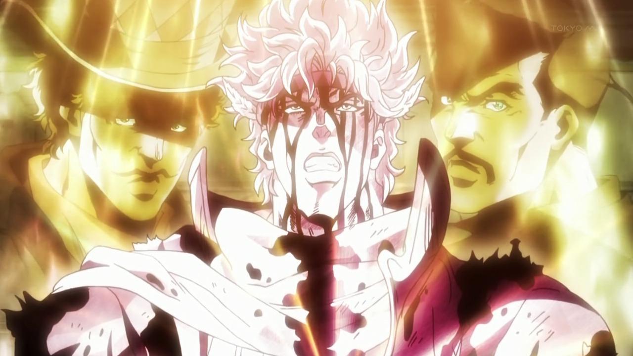 Les morts qui vous ont le plus marqué dans les animes/mangas Jojos-bizarre-adventure-145