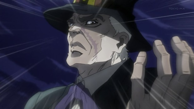 JoJo's Bizarre Adventure Speedwagon
