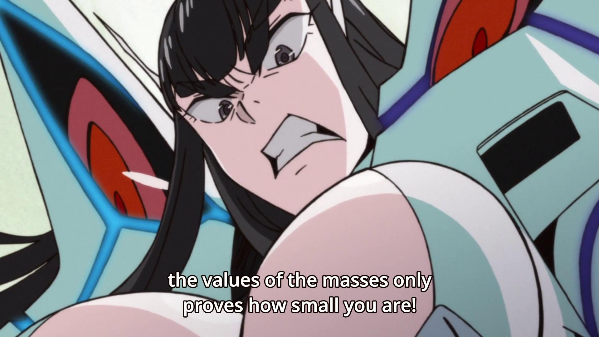 ryuko matoi porn