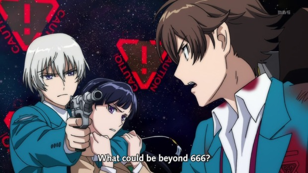 Valvrave the Liberator 605