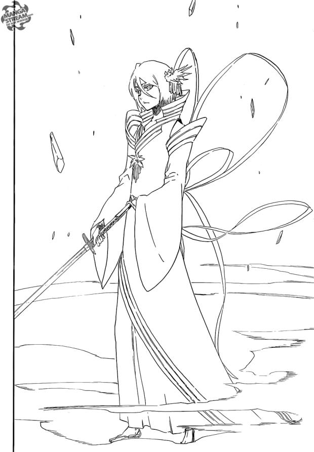 Bleach Rukia Ice