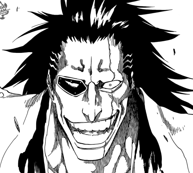 Bleach Kenpachi Wits End