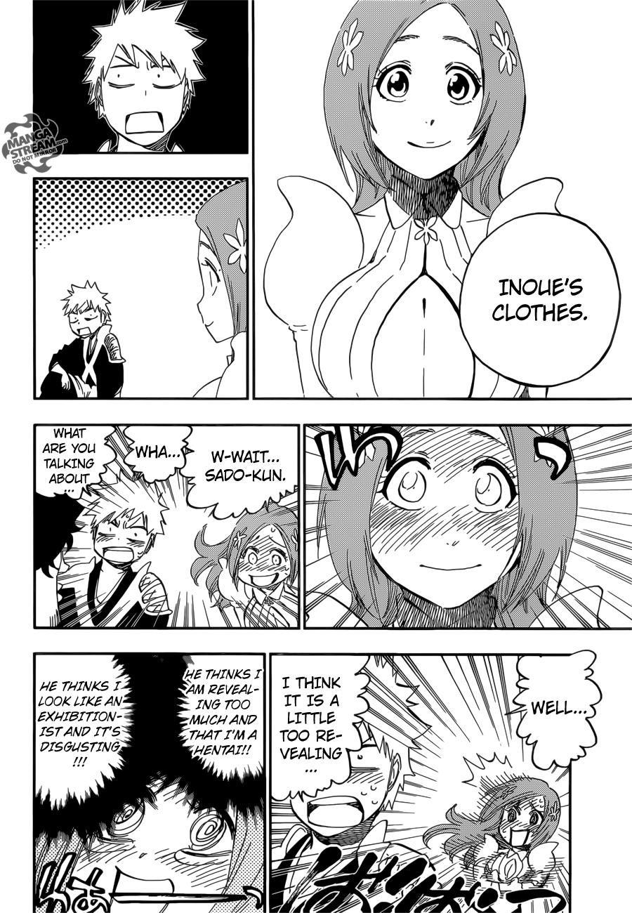 Bleach naruto hentai manga