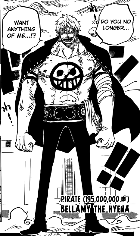One Piece Bellamy