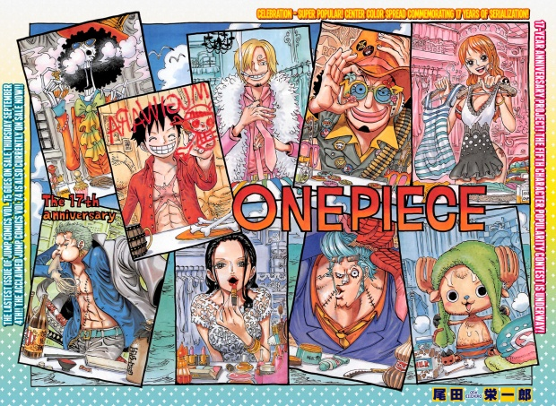OnePieceCoverPage