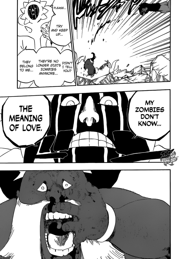 Mayuri Bleach love
