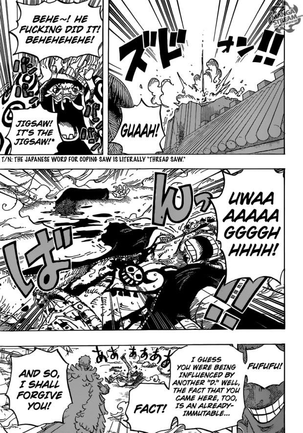 One Piece Cruel Doffa 2