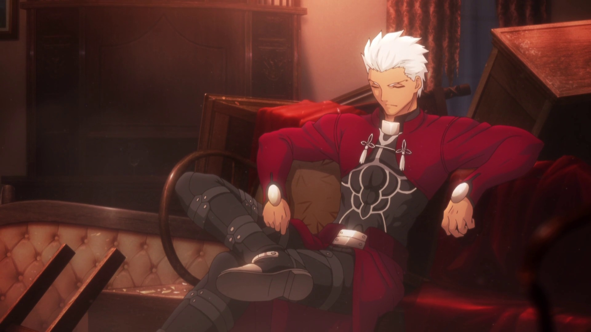 12 Days Of Anime 10 Fate Stay Night Unlimited Blade Works