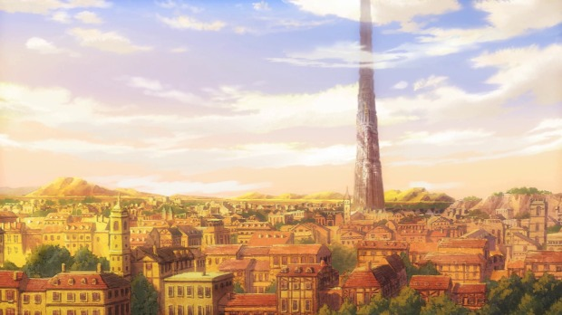 The art and animation all seemed well done. I love some of the backdrops.