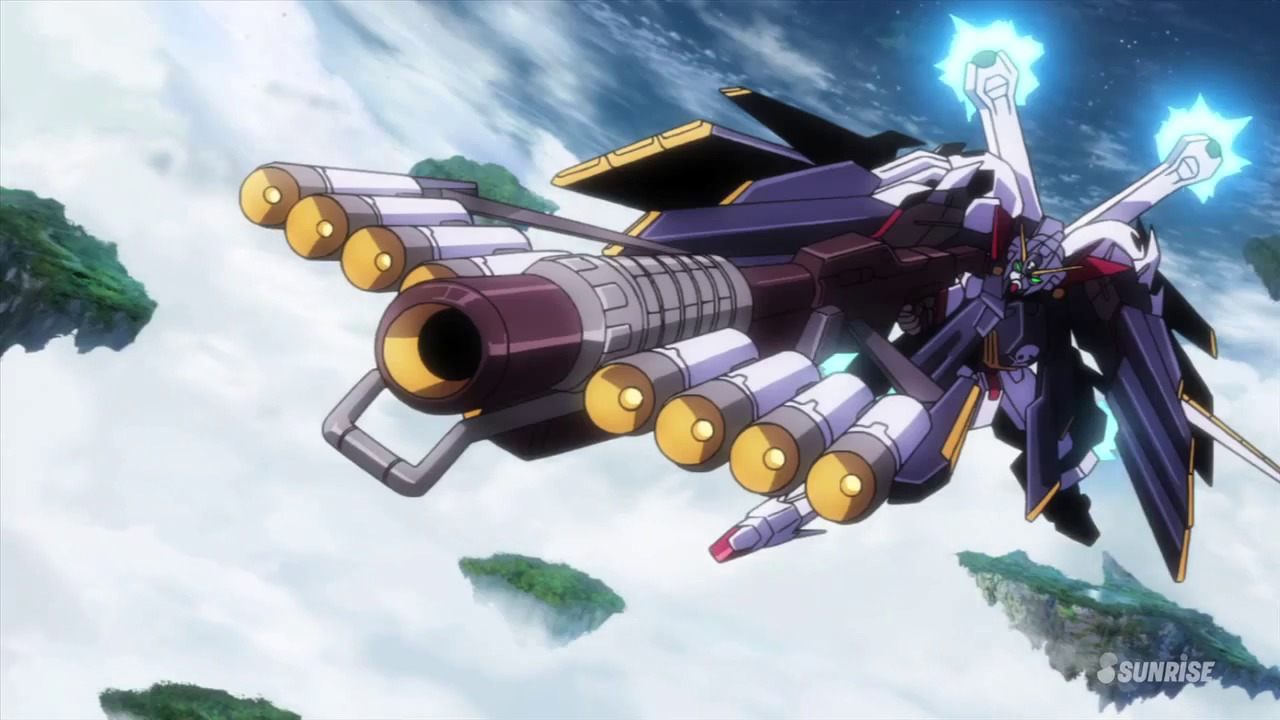 Winter 2015 some end of season thoughts toxic muffin for Domon in gundam build fighters