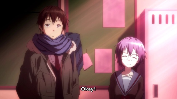 The Disappearance of Nagato Yuki-chan 34