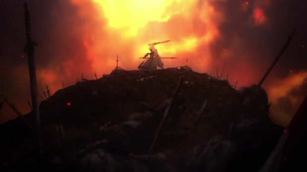 Fate Stay Night - Unlimited Blade Works 115