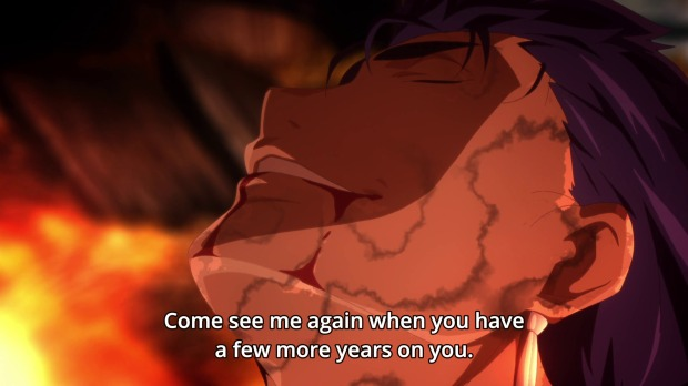 Fate Stay Night - Unlimited Blade Works 258