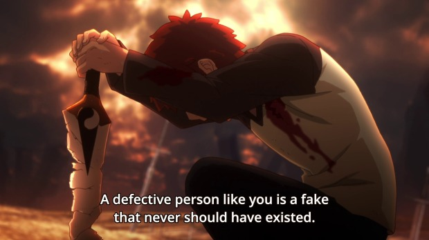 Fate Stay Night - Unlimited Blade Works 268