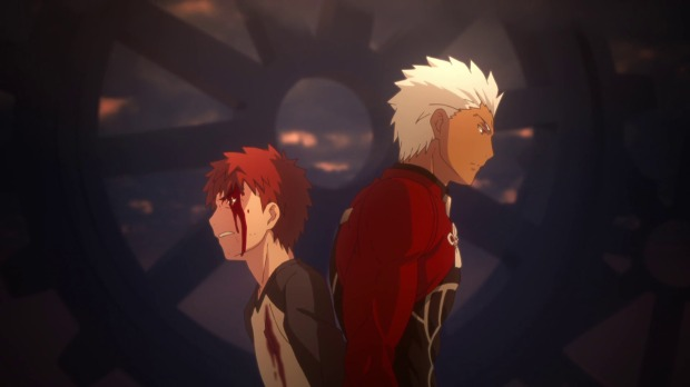 Fate Stay Night - Unlimited Blade Works 303