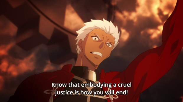 Fate Stay Night - Unlimited Blade Works 352