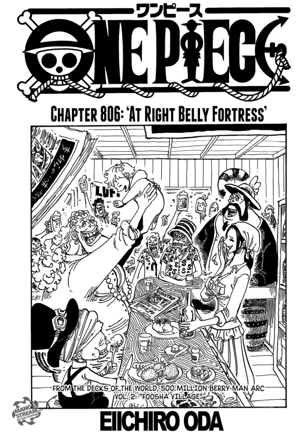 one piece dadan cover