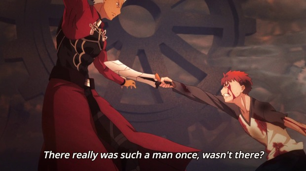 Fate Stay Night - Unlimited Blade Works 144