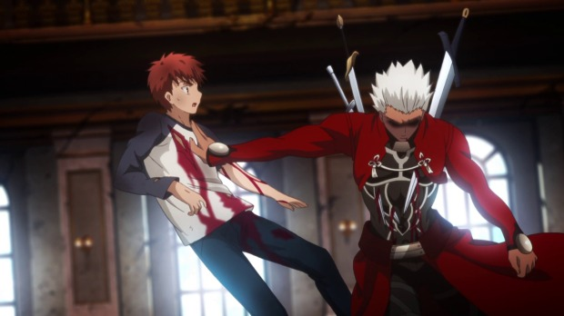Fate Stay Night - Unlimited Blade Works 173