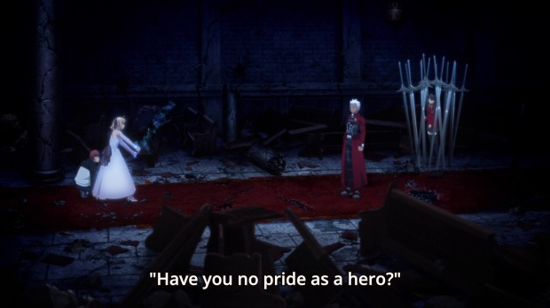 Fate Stay Night - Unlimited Blade Works 2