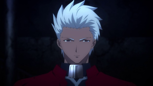 12 days of anime  4  fate  stay night unlimited blade works