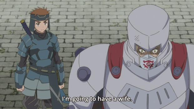 Log Horizon 191