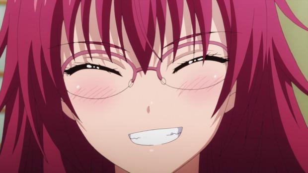 Someone, please protect the fujo smile.