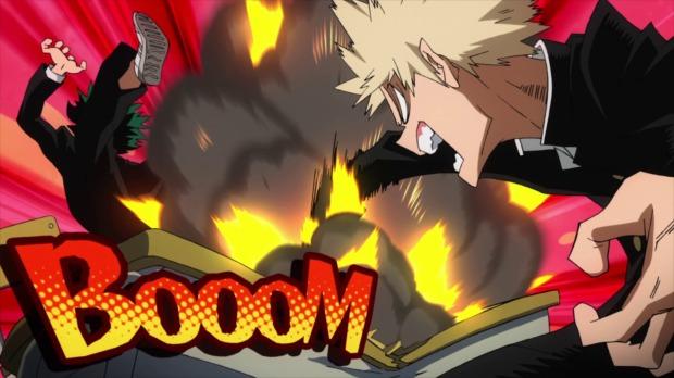 Boku no Hero Academia 185