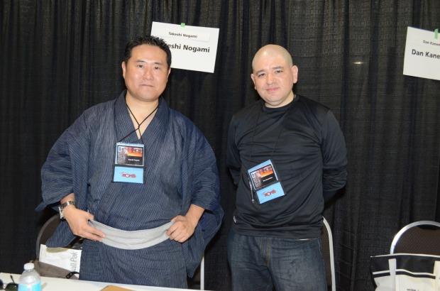 Takeshi Nogami and Dan Kanemitsu